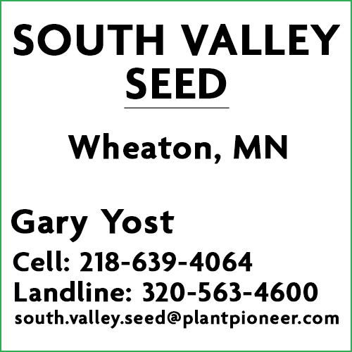 South Valley Seed Logo